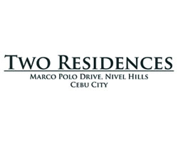 TWO RESIDENCES